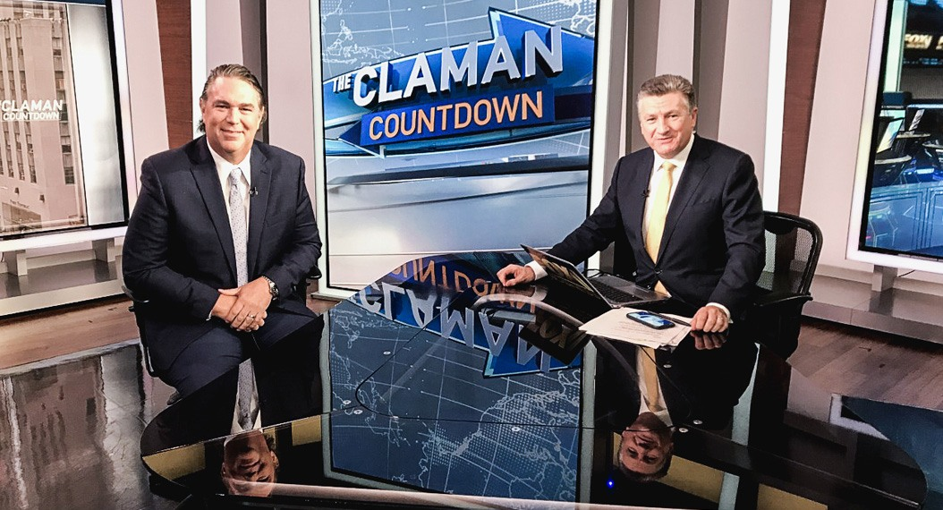 Randy Anderson on Claman Countdown